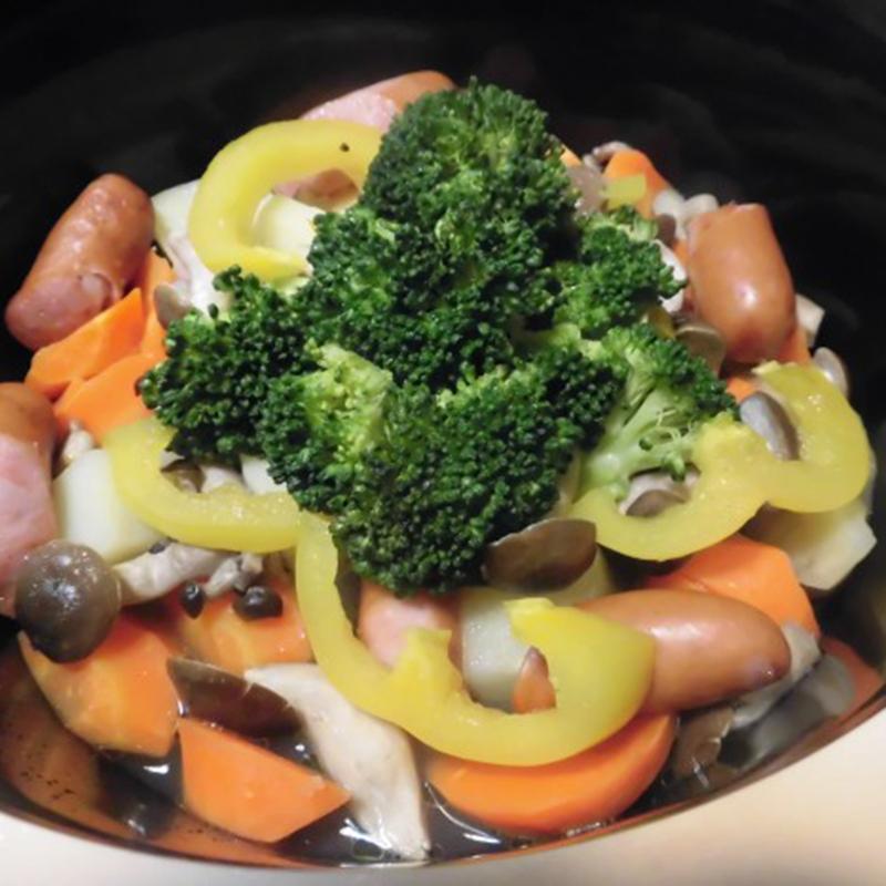 温野菜 コンソメバター風味