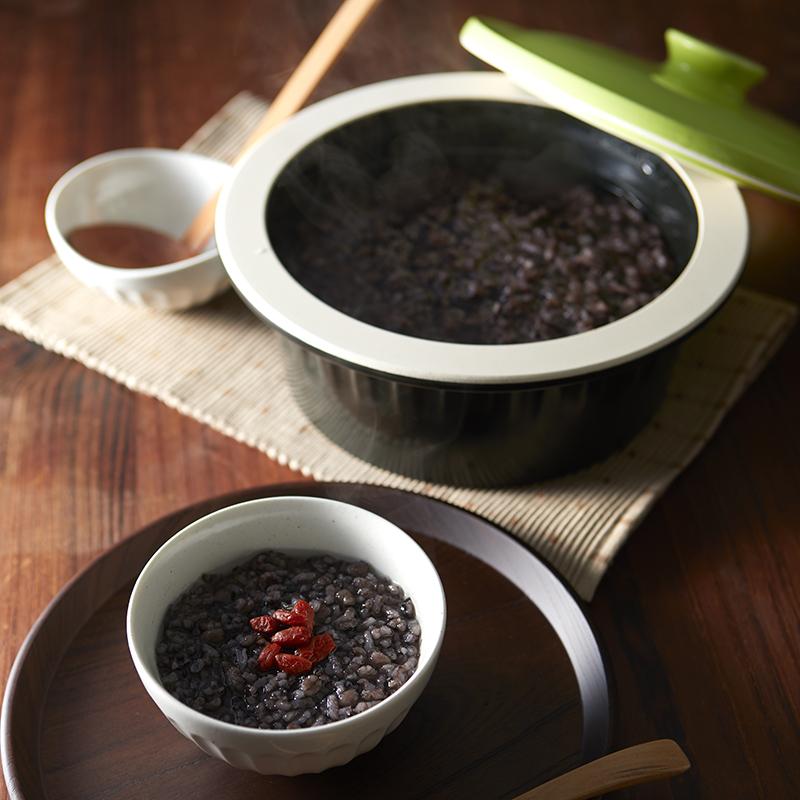 黒米のおかゆ